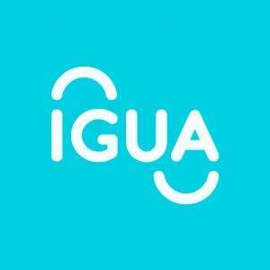 Logo de IGUA