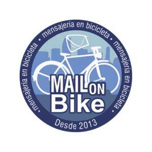 Logo de Mail on Bike
