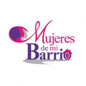 Logo de Mujeres de mi Barrio