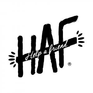 Logo de HAF Productos Solidarios
