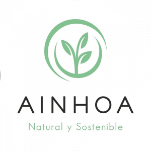 Logo de Ainhoa Natural y Sostenible