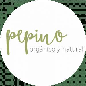 Logo de Pepino orgánico y natural