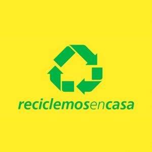 Logo de Reciclemos en casa