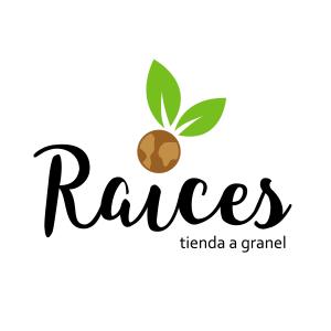 Logo de Raíces Tienda a Granel