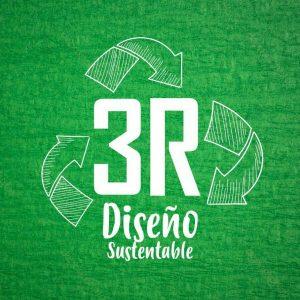 Logo de 3R Diseño Sustentable