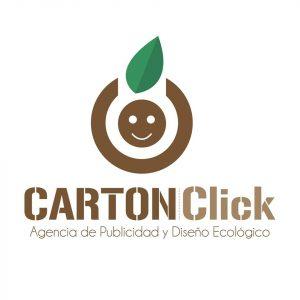 Logo de Cartón Click Perú