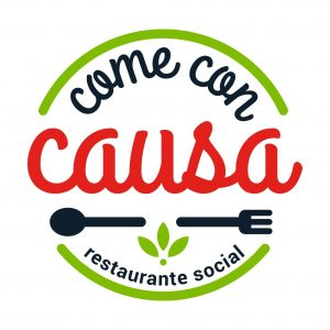 Logo de Come Con Causa