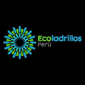 Logo de Ecoladrillos Perú