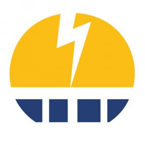 Logo de Novum solar
